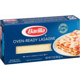 Barilla Oven Ready Lasagne Pasta - 9oz