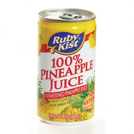 Ruby Kist Pineapple Juice 5.5oz.
