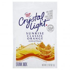 Crystal Light Sunrise Orange 2.2oz.