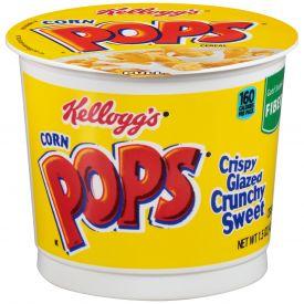 Kellogg's Corn Pops Cereal Cups 1.5oz.