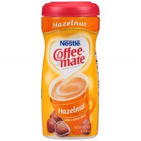 Nestle Coffee-Mate Hazelnut Powdered Creamer 15oz.