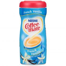 Coffee-Mate French Vanilla Powdered Creamer 15oz.