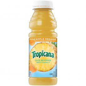 Tropicana Pineapple Orange Juice 15.2oz.