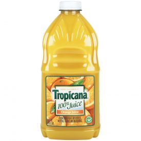 Tropicana Orange Juice 64oz.