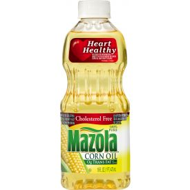 Mazola ZT Corn Oil 16oz.