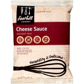 Foothill Farms Low Fat Cheese Sauce Mix - 15oz