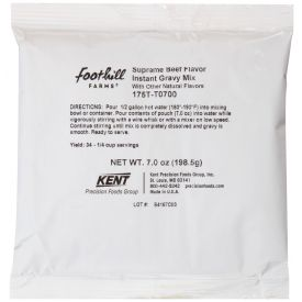 Foothill Farms Beef Supreme Gravy Mix - 7oz