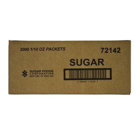 Sugar Foods Generic Sugar - 0.1oz.