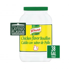 Knorr Chicken Flavor Bouillon - 4.4 Lb