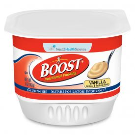 Nestle Boost Vanilla Pudding Beverage 5oz.