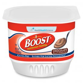 Nestle Boost Chocolate Pudding Beverage 5oz.