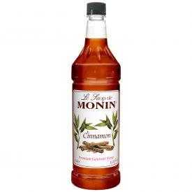Monin Cinnamon Syrup - 33.8oz
