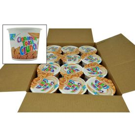 General Mills Cinnamon Toast Crunch Cereal Cups 2oz.