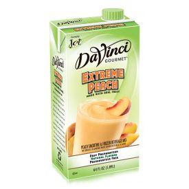DaVinci Gourmet Extreme Peach Smoothie Mix 64oz.