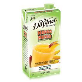 DaVinci Gourmet Mango Mania Smoothie Mix 64oz.