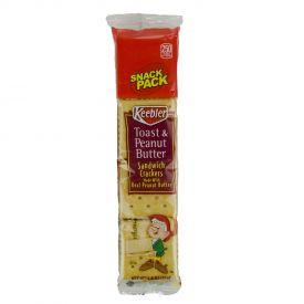 Keebler Toast & Peanut Butter Crackers - 1.8oz