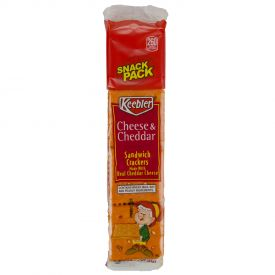 Keebler Cheese & Cheddar Crackers - 1.8oz