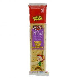 Keebler PB'n J Crackers - 1.8oz