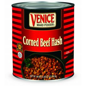 Venice Maid Corned Beef Hash 105oz.