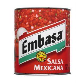 Embasa Mexicana Salsa 99oz.