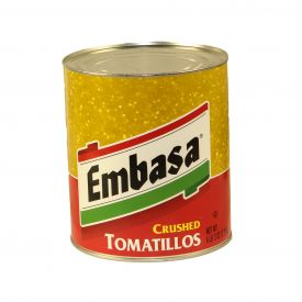 Embasa Crushed Tomatillo 98oz.