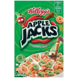 Kellogg's Apple Jacks Single Serve Packs .95oz.