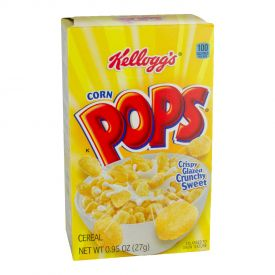 Kellogg's Corn Pops Single Serve Packs .95oz.