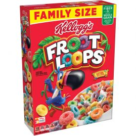 Kellogg's Froot Loops Single Serve Packs .95oz.