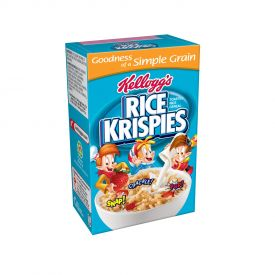 Kellogg's Rice Krispies Single Serve Packs .88oz.