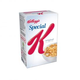 Kellogg's Special K Single Serve Packs .81oz.
