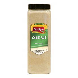 Durkee Garlic Seasoning Salt - 40oz
