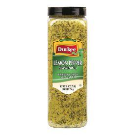 Durkee Lemon Pepper Seasoning - 28oz