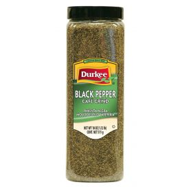 Durkee Black Pepper Café Grind - 18oz