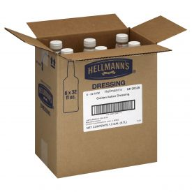 Hellmann's Golden Italian Dressing - 32oz