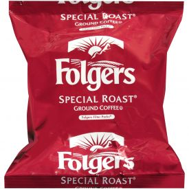 Folgers Special Roast Filter Pack Coffee 0.9oz.