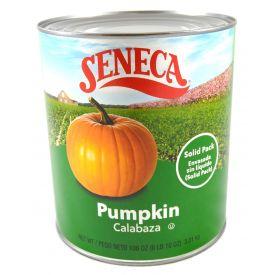 Seneca Solid Pack Pumpkin - 106oz