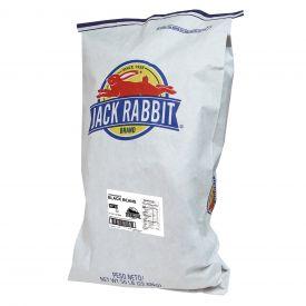 Jack Rabbit Prewashed Black Beans - 50lb