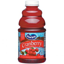 Ocean Spray Cranberry Juice Cocktail 32oz.