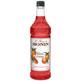 Monin Blood Orange Syrup - 33.8oz.