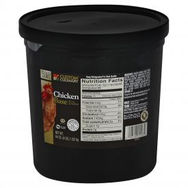 Custom Culinary Gold Label Chicken Base - 4lb