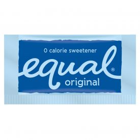 Equal Blue Single Serve Packets 1gm.