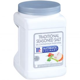 McCormick Traditional Seasoned Salt - 4.5lb