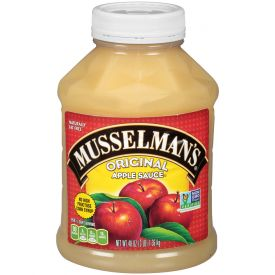 Musselman's Original Applesauce 48oz.
