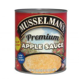 Musselman's Premium Applesauce 108oz.