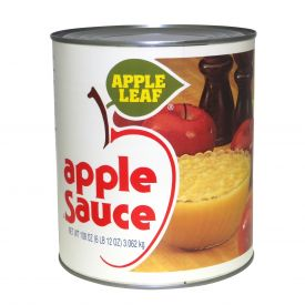 Apple Leaf Applesauce 108oz.
