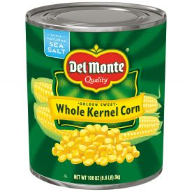 Del Monte Golden Sweet Whole KernelCorn - 106oz
