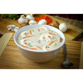 Vanee Cream Of Mushroom Soup - 50 oz