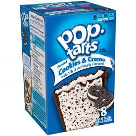 Kellogg's Cookies N' Crème Pop-Tarts 14.1oz.