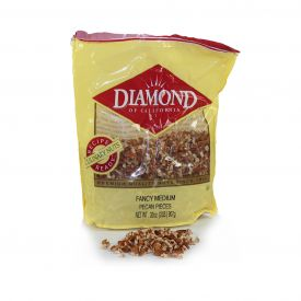 Diamond Fancy Medium Pecan Pieces 2lb.