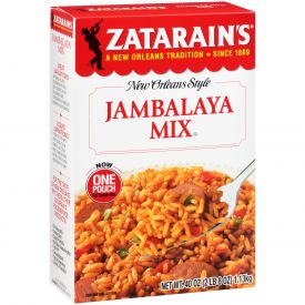 Zatarain's New Orleans Style Jambalaya Rice Mix - 40 oz